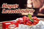Président, dünya standartlarındaki kremasını  Türkiye pazarına sunuyor