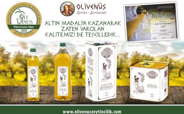 Olivenus Zeytin ve Zeytinyağı