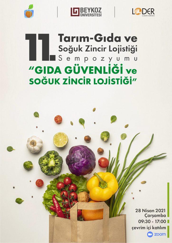 11. Tarım-Gıda ve Soğuk Zincir Lojistiği Sempozyumu