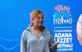 Adana Lezzet Festivali'nde FAO Türkiye Temsilci Yardımcısı Dr. Ayşegül Selışık ile tarımın sürdürülebilirliğinde yöresel dinamiklerin etkisini konuştuk